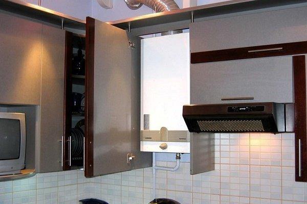 Рециркуляционное устройство на кухне