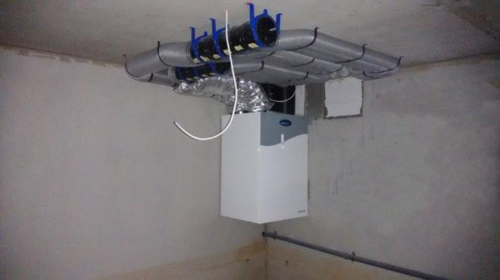 Автоматическая вентиляция погреба
