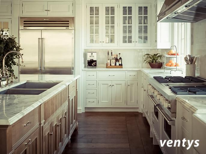Фотография вентиляции кухни в частном доме