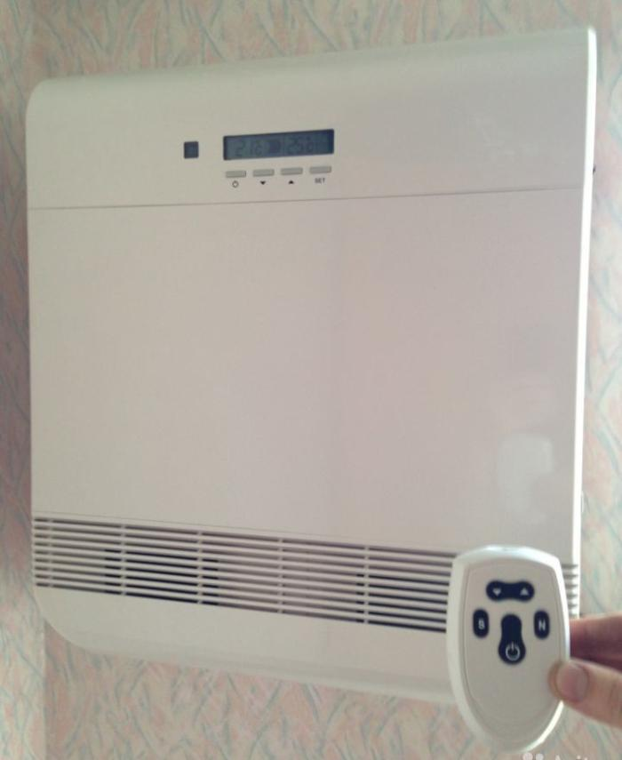 Компактная система вентиляции - когда нет возможности монтажа полномасштабной установки