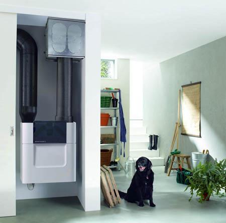 Вентиляционная машина в частном доме