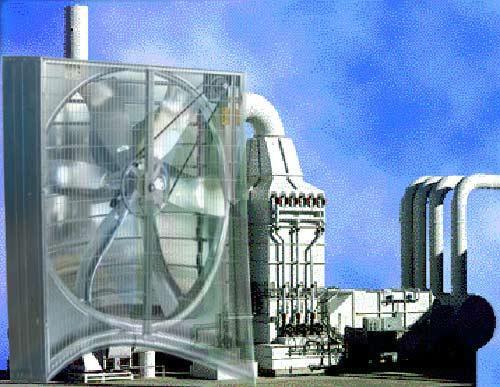 Вентиляция в промышленности - оборудование