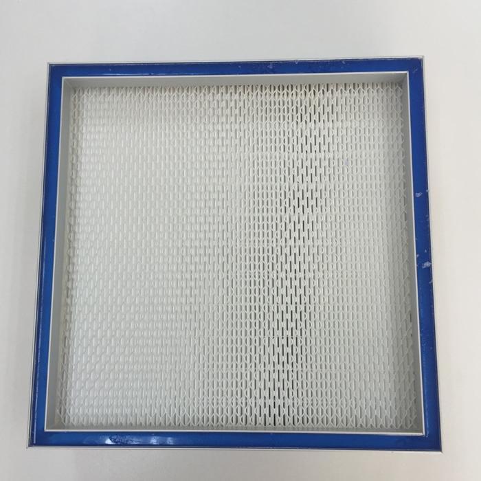 Фильтр НЕРА отличается высокой эффективностью очистки