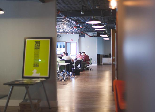 кабинеты в офисных помещениях