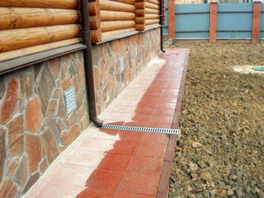 Продухи в фундаменте или как делается вентиляция подпола в деревянном доме