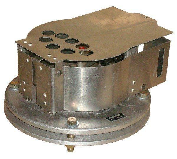 Клапан избыточного давления для вентиляции регулирует давление в помещении