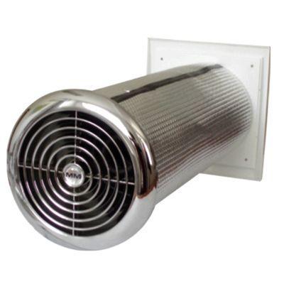 На фото – приточный вентилятор