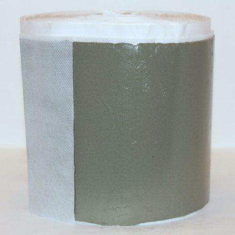 """Лента """"Герлен"""" используется для уплотнения раструбных соединений."""