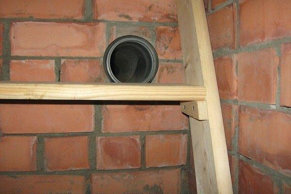 Вентиляция - обязательная система для погребов и подвалов