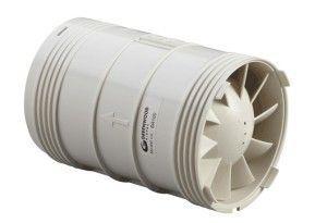 Фото: Канальный вентилятор с пониженым уровнем шума