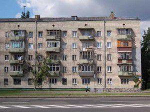 """старые пятиэтажки называются в народе """"хрущевками"""""""
