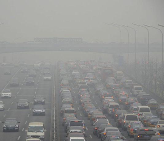 Мелкодисперсные, аэрозольные, а также молекулярные (газообразные) загрязнения