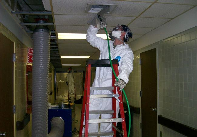 Контроль за работой вентиляционной системы
