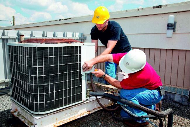Ообслуживание вентиляционных систем