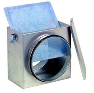 Кассетный фильтр для приточного клапана