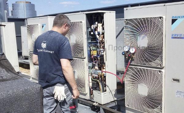 Профессиональный монтаж систем вентиляции и кондиционирования