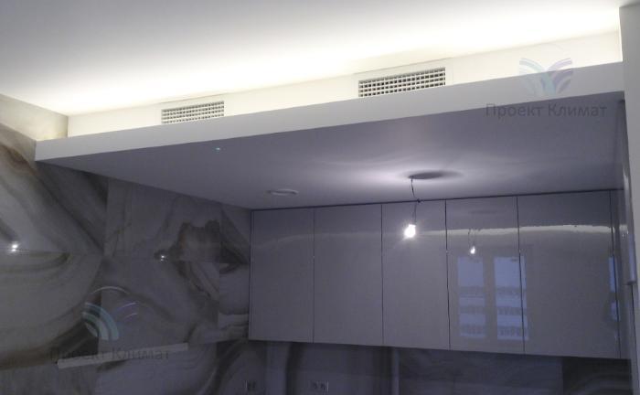 Декоративные решётки вентиляции и кондиционирования