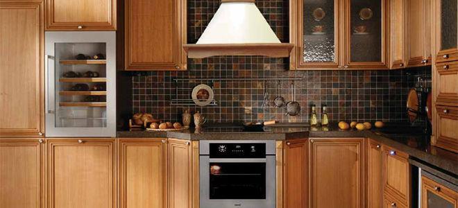 Естественная вентиляция в кухне