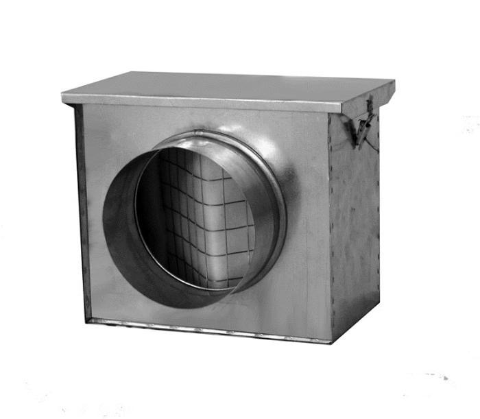 Воздушные фильтры в вентиляции