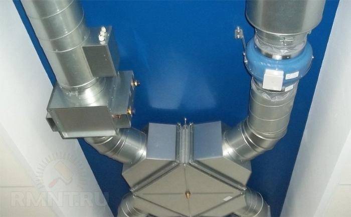 Системы вентиляции и вытяжки в кафе и ресторанах