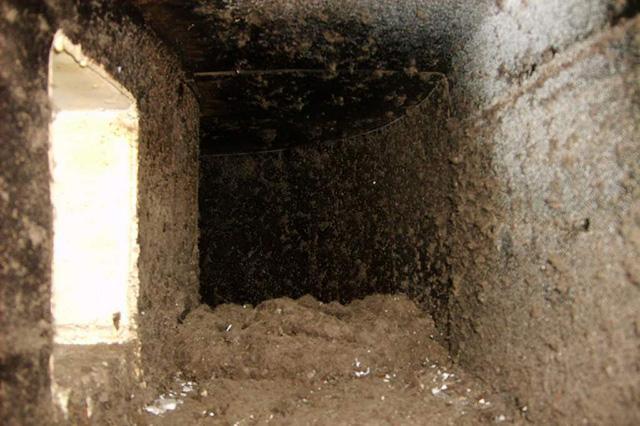 пыль из вентиляции в квартире