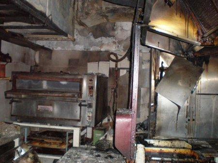 пожары в ресторанах