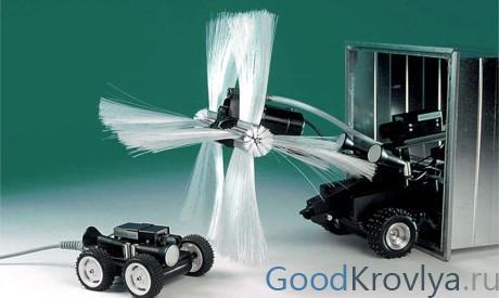 Роботы для вентканалов