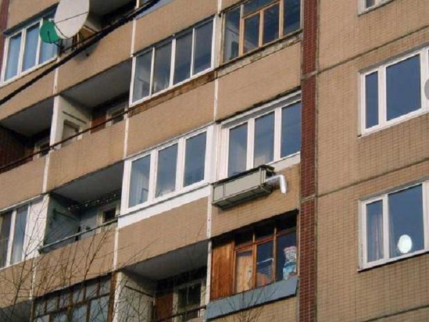 Все больше балконов оснащаются вентиляцией