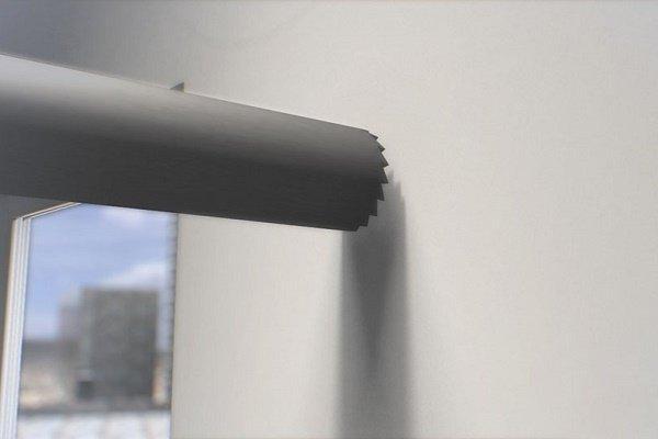 Бурение отверстия в стене для ввода канала
