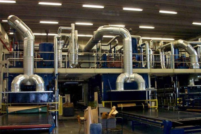 Как рассчитать систему вентиляции на производстве