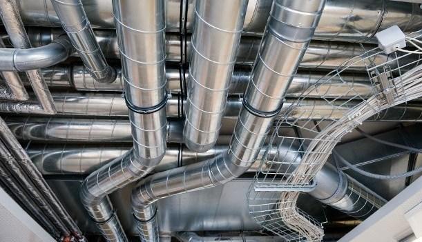 Вентиляционное оборудование для производственных сданий