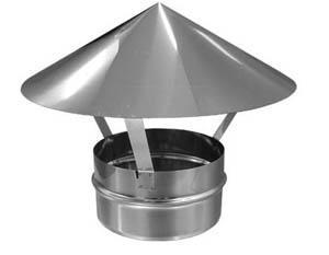 Дефлектор для вытяжной трубы.
