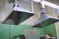 С какой целью предусматривают местную вытяжную вентиляцию?