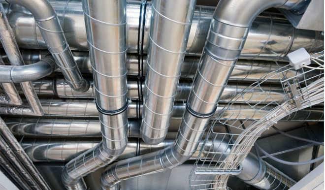 Оборудование для очистки и дезинфекции вентиляции