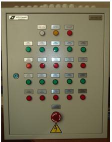 Проект автоматизации огнезащитных клапанов