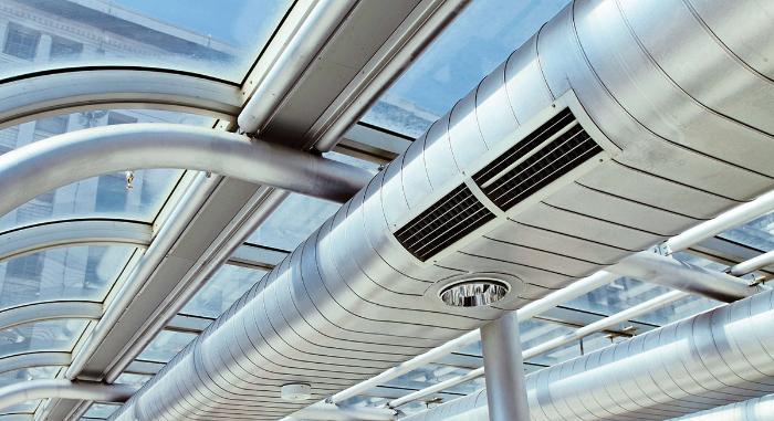 вентиляция в промышленных цехах