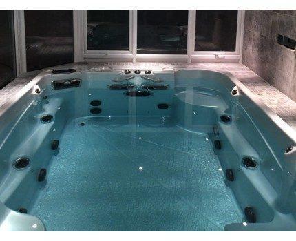 Вентиляция помещений с бассейнами