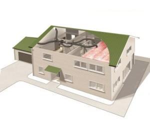 Принудительная вентиляция в доме