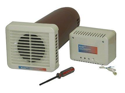 Приспособления для комбинированной вентиляции