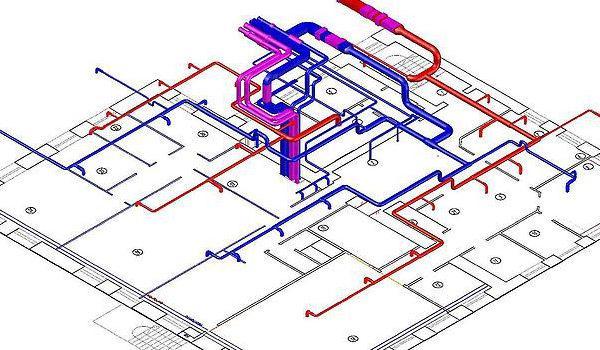 Проект системы вентиляции производственного помещения