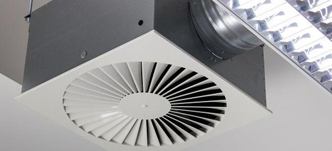 Как сделать вентиляцию в помещении без окон