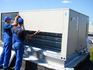 обслуживание вентиляционного оборудования требует квалификации