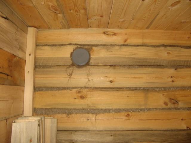 В вентиляционное отверстие всегда можно установить вентилятор