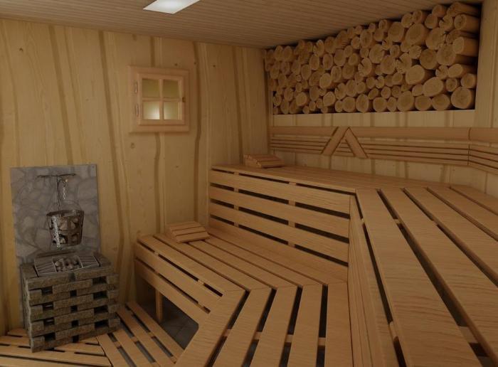 Вентиляция в бане и ее эффективность