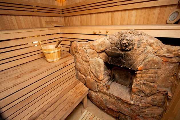 Вентиляция бани печкой
