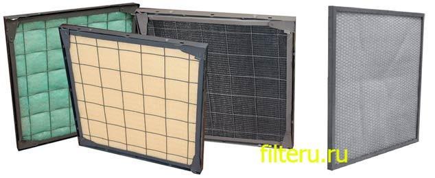 Классы очистки фильтров вентиляции