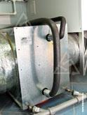 Охладитель Aircoil для охлаждения приточного воздуха