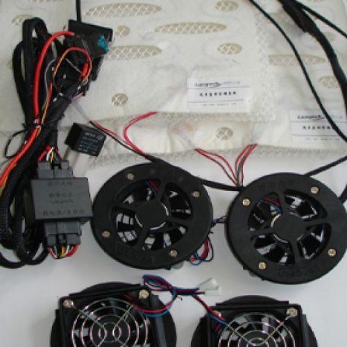 готовый комплект для установки вентиляции