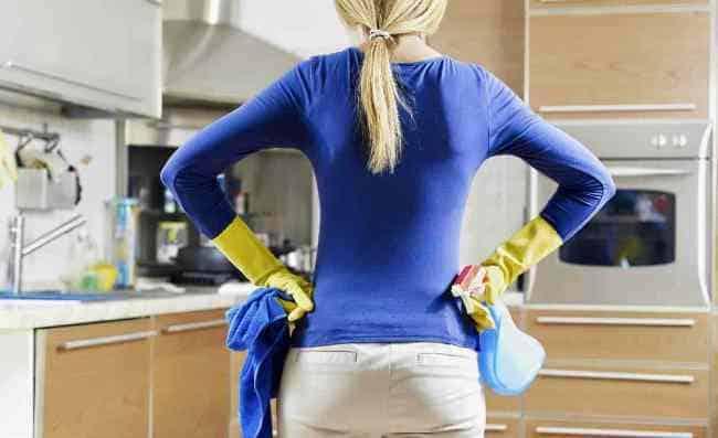 Подготовка к очистке вентиляции