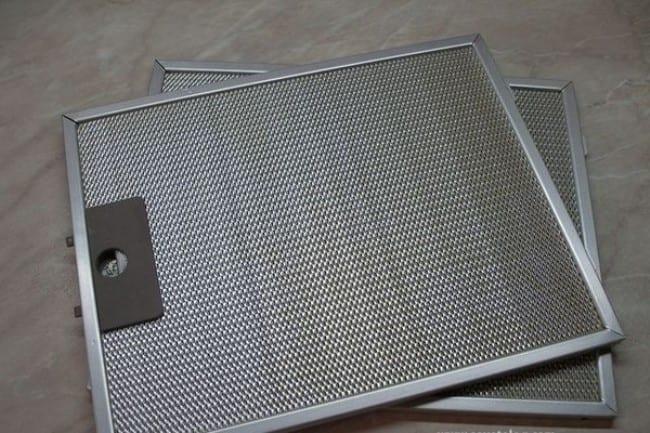 Алюминиевый жироуловитель